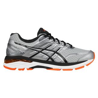ASICS GT-2000 5 Silver / Black / Hot Orange