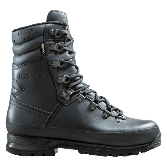 """Lowa 10"""" Combat GTX Black"""