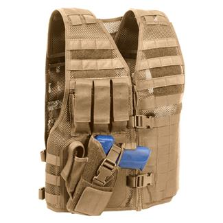 Elite Survival Systems Director Tactical Vest Coyote Tan