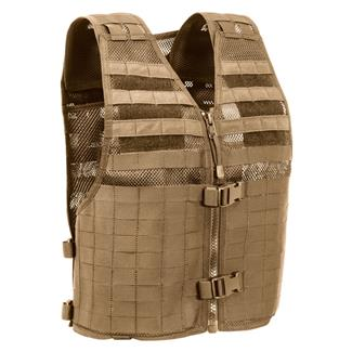 Elite Survival Systems Evolve Tactical Vest Coyote Tan