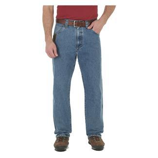 Wrangler Riggs Cool Vantage Carpenter Jeans Light Stone