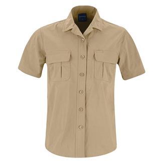 Propper Short Sleeve Summerweight Tactical Shirt Khaki