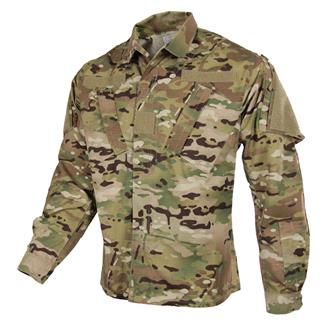 Propper Nylon / Cotton Ripstop ACU Coat (Newest Version) MultiCam