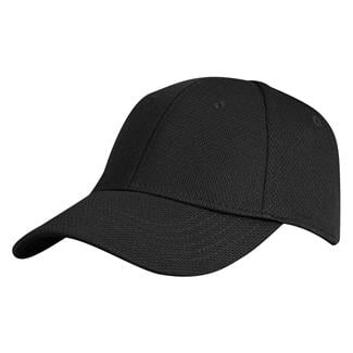 Propper Stretch Mesh Hood Fitted Hat Black