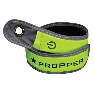 Propper LED Reflective Safety Band Hi-Viz Yellow