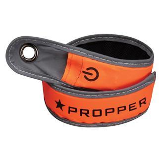 Propper LED Reflective Safety Band Hi-Viz Orange