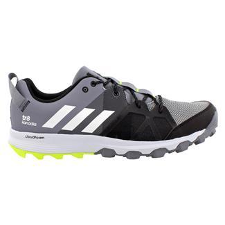 Adidas Kanadia 8 TR Gray / White / Solar Yellow