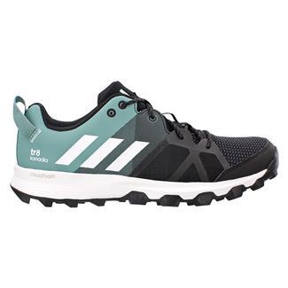 Adidas Kanadia 8 TR Black / White / Vapour Steel