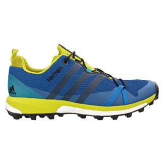 Adidas Terrex Agravic Tech Steel / Black / Unity Blue