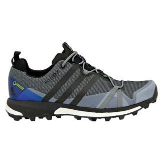 Adidas Terrex Agravic GTX Vista Gray / Black / Shock Blue