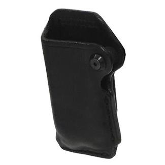 Blackhawk Leather Single Row Magazine Pouches Black