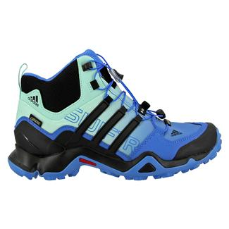 Adidas Terrex Swift R Mid GTX Ray Blue / Black / Ice Green