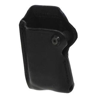 Blackhawk Leather Double Row Magazine Cases Black