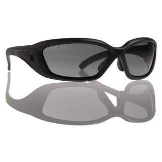 Revision Military Hellfly Ballistic Sunglasses Black (frame) - Smoke (lens)