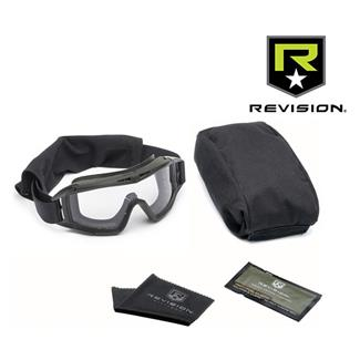 Revision Military Desert Locust Photochromic Basic Kit Black (frame) - Photochromic (lens)