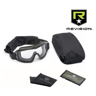 Revision Military Desert Locust Photochromic Basic Kit Black (frame) - Photochromic (lens)
