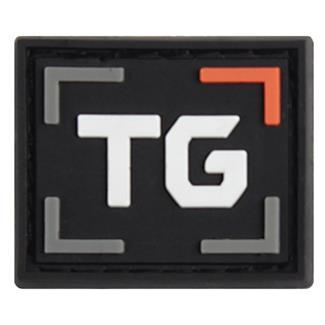 TG PVC Patch Black