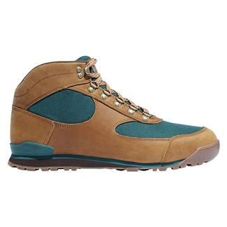 "Danner 4.5"" Jag Leather WP Distressed Brown / Deep Teal"