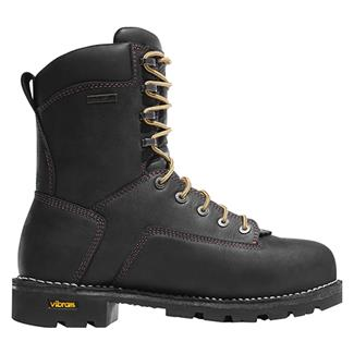 "Danner 8"" Gritstone AT WP Black"