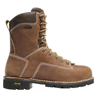 "Danner 8"" Gritstone AT WP Brown"