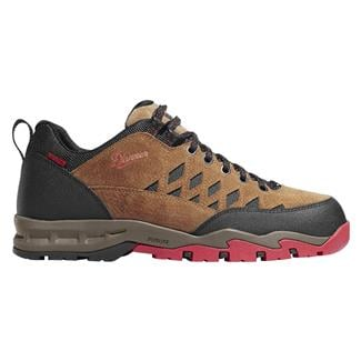 Danner TrailTrek Light  WP Brown / Red