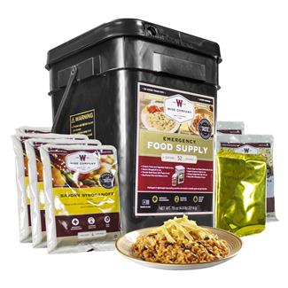 Wise Food Grab-and-Go Prepper Pack (52 Servings)