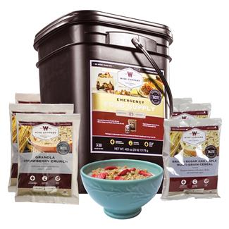 Wise Food Breakfast Grab-and-Go Kit (120 Servings)