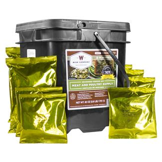 Wise Food Freeze-Dried Meat with Rice (60 Servings)
