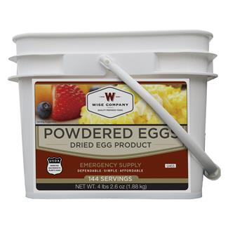 Wise Food Powdered Eggs (144 Servings)