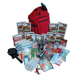 Wise Food 2 Week Deluxe Survival Pack Red