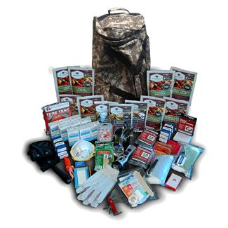 Wise Food 2 Week Deluxe Survival Pack Camo