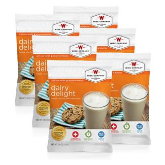 Wise Food Dairy Delight Packs (Six Count) Dairy Delight