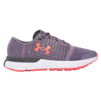 Under Armour SpeedForm Gemini 3 Flint / Rhino Gray / Imperial Purple