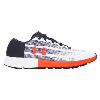Under Armour SpeedForm Velociti White / Black / Black