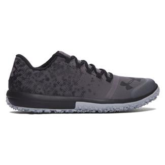 Under Armour SpeedTire Ascent Low Rhino Gray / Black / Black
