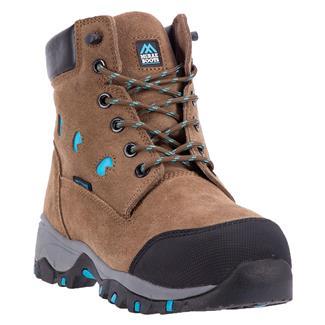 "McRae Industrial 6"" Hiker Met Guard CT Brown / Tan"