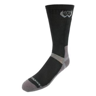 Blackhawk Lightweight Boot Sock CoolMax / Wool Black