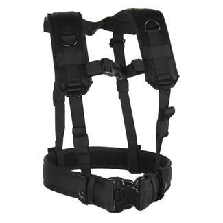 Blackhawk Load Bearing Suspenders Black