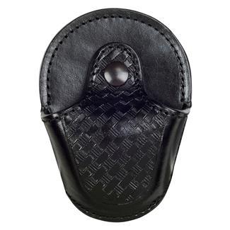 ASP Federal Cuff Case Basket Weave Black