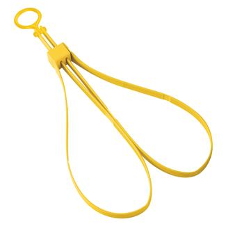 ASP Tri-Fold Restraints Yellow