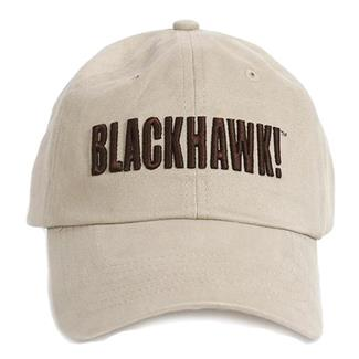Blackhawk Logo Cap w/ Embroidery Desert Tan