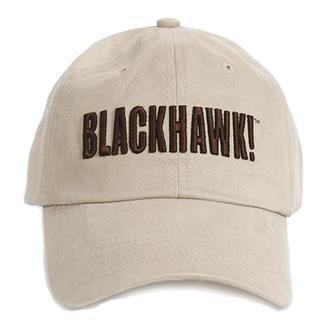 Blackhawk Logo Cap w/ Embroidery Desert Tan