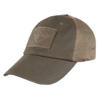 Condor Mesh Tactical Cap Brown