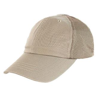 Condor Mesh Tactical Team Cap Tan