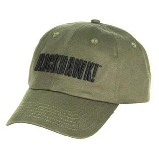 Blackhawk Logo Cap w/ Embroidery Olive Drab