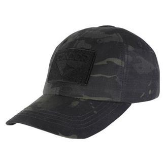 Condor Tactical Cap MultiCam Black