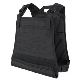 Condor Compact Plate Carrier Black