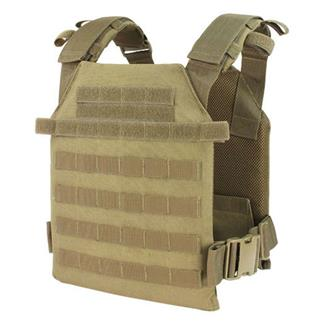 Condor Sentry Plate Carrier Tan