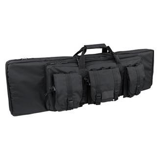 """Condor 42"""" Double Rifle Case Black"""