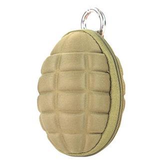 Condor Grenade Keychain Pouch Tan